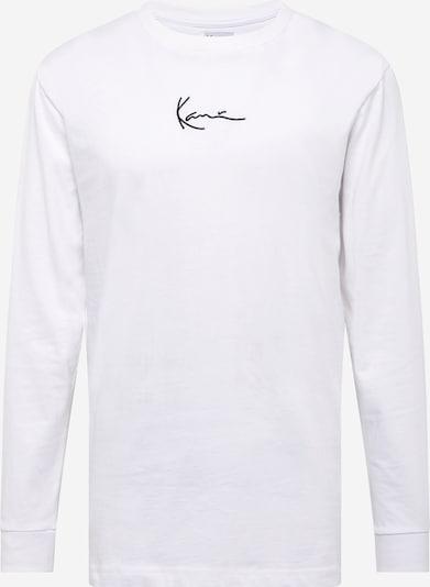 Karl Kani T-Shirt en noir / blanc, Vue avec produit