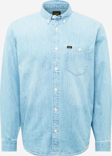 Lee Chemise en bleu clair, Vue avec produit
