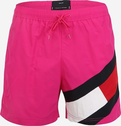 Tommy Hilfiger Underwear Badeshorts in magenta, Produktansicht