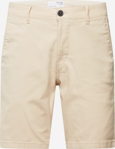 SELECTED HOMME Chinoshorts 'Chester' in beige, Produktansicht