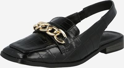 Sandale 'JOANNA' 4th & Reckless pe auriu / negru, Vizualizare produs
