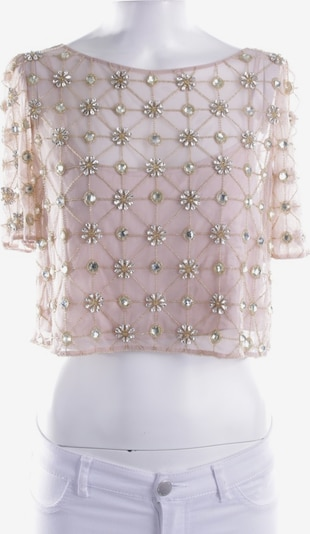 Temperly London Bluse in S in rosa, Produktansicht