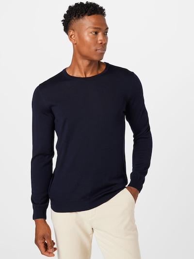JOOP! Пуловер 'Denny' в тъмносиньо: Изглед отпред
