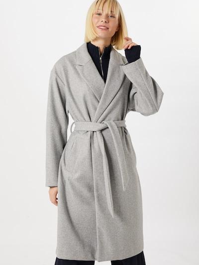 VERO MODA Přechodný kabát - šedá, Model/ka