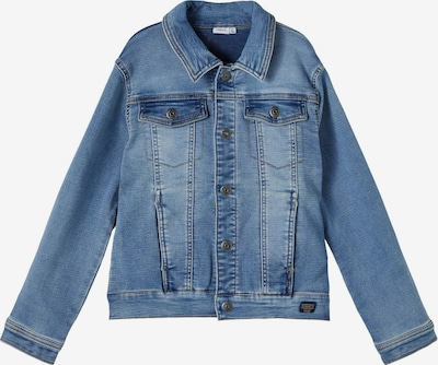 NAME IT Jacke 'Adeas' in blue denim, Produktansicht