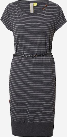 Alife and Kickin Kleid in hellgrau / dunkelgrau, Produktansicht