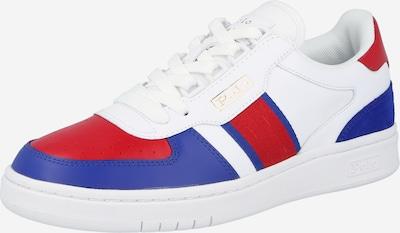 POLO RALPH LAUREN Nízke tenisky - kráľovská modrá / červená / biela, Produkt