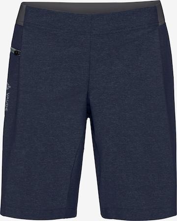 VAUDE Spordipüksid, värv sinine