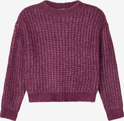 NAME IT Pullover in pflaume, Produktansicht