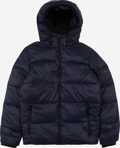 Giacca invernale Marc O'Polo Junior di colore blu scuro / grigio chiaro / nero, Visualizzazione prodotti