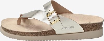 MEPHISTO Sandale 'HELEN' in silber, Produktansicht