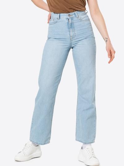 Dr. Denim Jeans 'Echo' in hellblau, Modelansicht