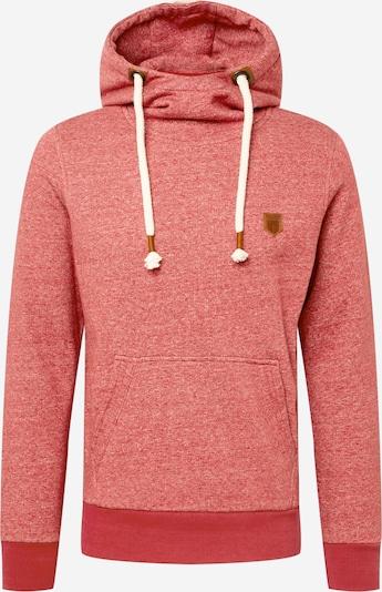 JACK & JONES Sweatshirt 'TOM' in de kleur Rood gemêleerd, Productweergave