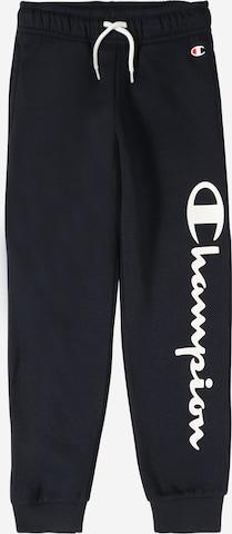 Champion Authentic Athletic Apparel Spordipüksid, värv sinine