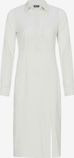 Auden Cavill Kleid 'Alisa' in creme / dunkelgrau, Produktansicht