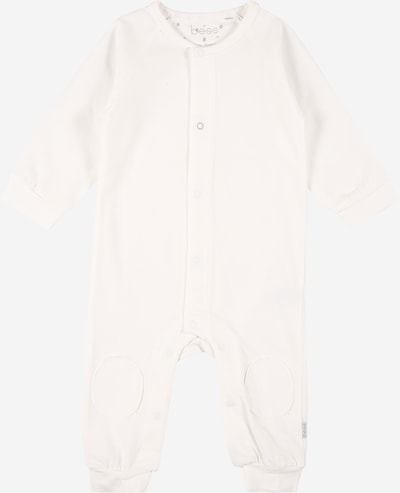 Salopetă BESS pe alb, Vizualizare produs