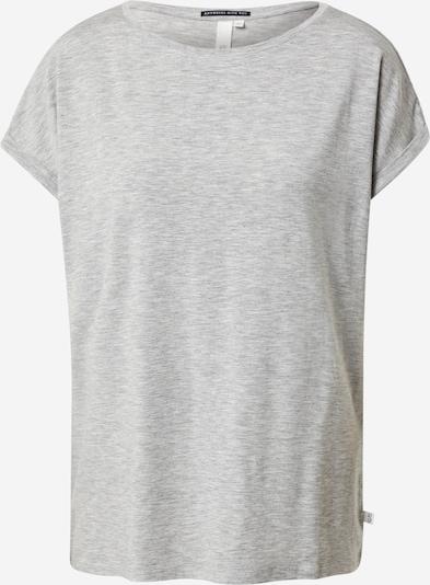Q/S by s.Oliver T-shirt i gråmelerad, Produktvy
