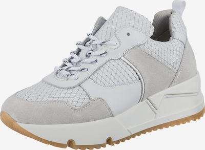 JOLANA & FENENA Sneaker in hellgrau / weiß, Produktansicht