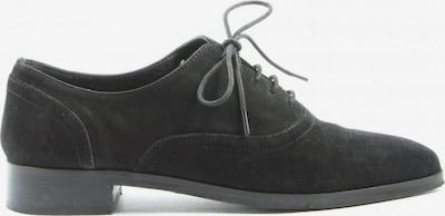 LAZZARINI Schnür-Stiefeletten in 40 in schwarz, Produktansicht