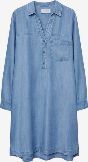 VIOLETA by Mango Kleid 'Fineta' in blue denim, Produktansicht