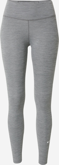 NIKE Sports trousers in Grey, Item view