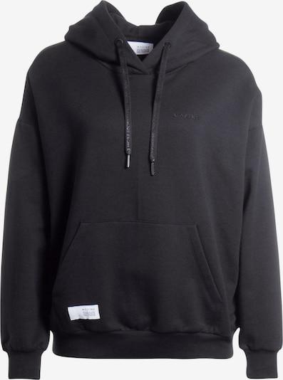 mazine Kapuzenpullover ' Willow Hoody ' in schwarz, Produktansicht