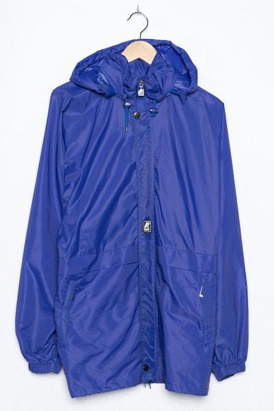 K-Way Regenmantel in XL in dunkellila, Produktansicht