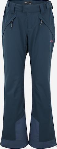 OAKLEY Spodnie outdoor 'IRIS' w kolorze niebieski
