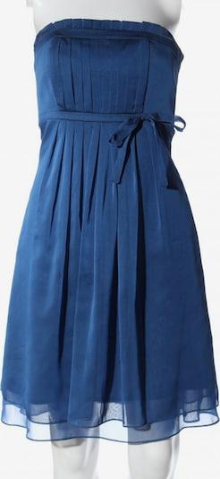 Marie Blanc schulterfreies Kleid in XS in blau, Produktansicht