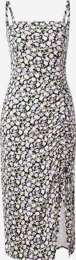 HOLLISTER Kleid in mischfarben / schwarz, Produktansicht