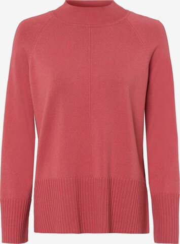 zero Pullover in Pink