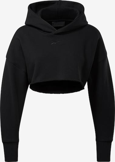 Reebok Classic Sweatshirt 'CARDI B' in schwarz, Produktansicht
