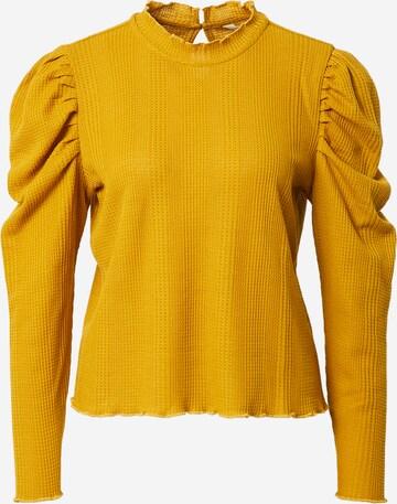 OBJECT Skjorte 'LECIA' i gul