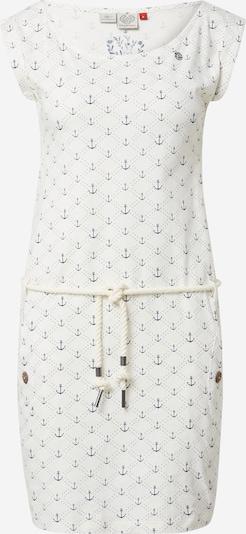 Ragwear Vestido 'Marina' en azul oscuro / blanco, Vista del producto