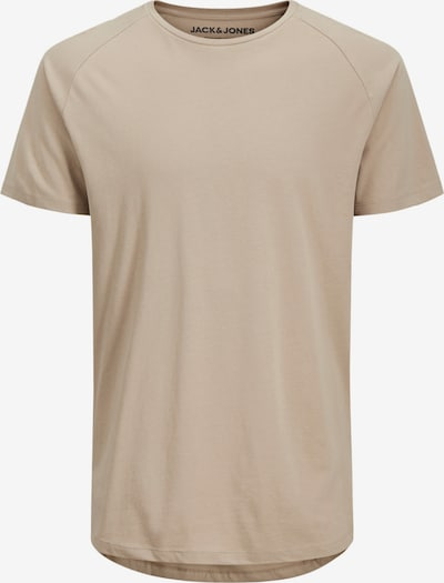JACK & JONES Shirt 'JJECURVED' in beige, Produktansicht