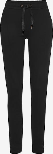 BUFFALO Hlače | črna barva, Prikaz izdelka