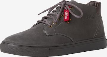 s.Oliver Sneaker in Grau