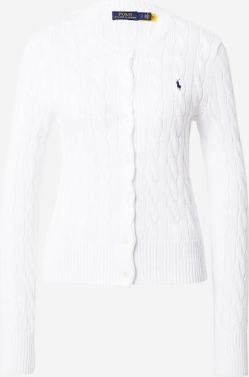 POLO RALPH LAUREN Cardigan en blanc, Vue avec produit