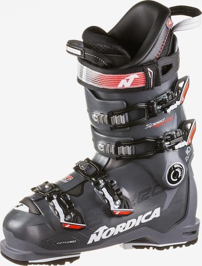 NORDICA Skischuh 'Speedmachine 110 X' in anthrazit / rot / schwarz, Produktansicht