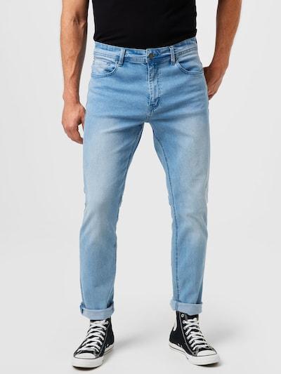 Cotton On Jeans i blå denim, På modell