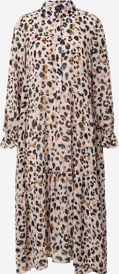 River Island Sukienka koszulowa 'LANI' w kolorze niebieski / złoty żółty / różowy / czarnym: Widok z przodu