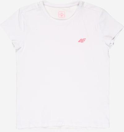 4F Toiminnallinen paita värissä valkoinen, Tuotenäkymä