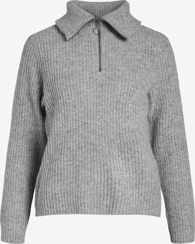 OBJECT Pullover 'Rachel' in grau, Produktansicht