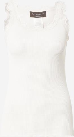 Haut rosemunde en beige