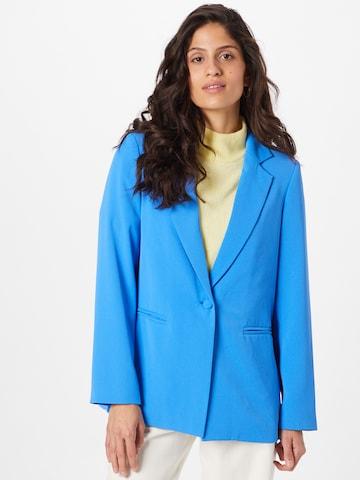 Neo Noir Blazer 'Avery' in Blue