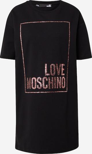 Love Moschino Vestido en rosa / negro, Vista del producto