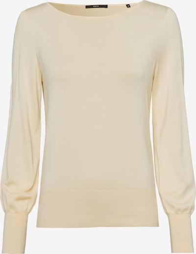 zero Sweater in Pastel yellow, Item view