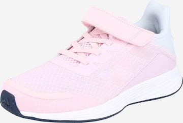 ADIDAS PERFORMANCE Spordijalats 'Duramo', värv roosa