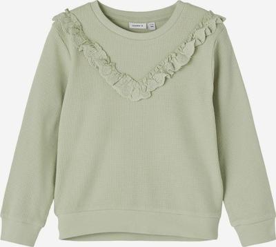 NAME IT Sweatshirt 'Habi' in de kleur Pastelgroen, Productweergave