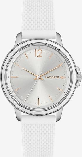LACOSTE Uhr in silbergrau / weiß, Produktansicht
